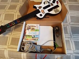 Nintendo Wii for sale- Great condition, Includes games