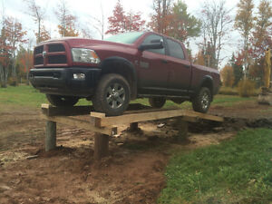 2014 Ram 2500 Outdoorsman Pickup Truck