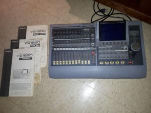 Roland VS 1680 24 bit digital studio workstation