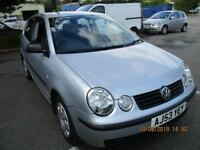Volkswagen Polo S 3dr PETROL AUTOMATIC 2004/53
