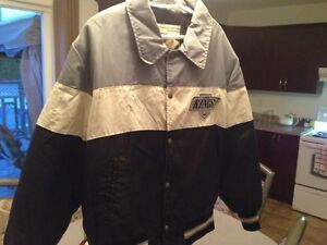 LA Kings NHL hockey vintage jacket