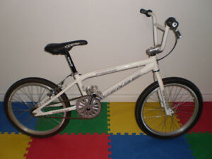 New Intense BMX bike