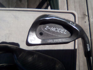 Used Z Model 2-SW, Ping Zing 2 Putter & Ping Zing 2 Driver