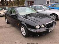 Jaguar X-Type 2.1 V6 SE 4dr
