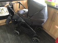 Silver Cross Limited Edition Country Club 2 in 1 Pram