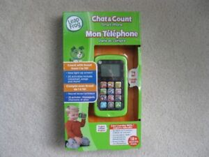 Leap Frog Chat & Count Smart Phone (Brand New!)