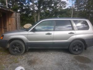 2005 Subaru Forester 25X AWD