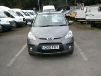 2010/10 HYUNDAI I10 1.2 COMFORT 5 DOOR HATCHBACK [ £30.00 A YEAR ROAD TAX !! ]