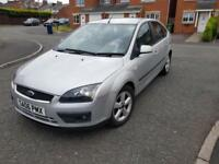 Ford Focus 1.8TDCi 2006MY Zetec Climate