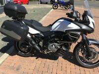 Suzuki DL 650 vstrom, we buy bikes, 150 used bikes in stock