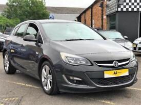 2015 Vauxhall Astra 1.6 i VVT 16v SRi 5dr Petrol grey Manual