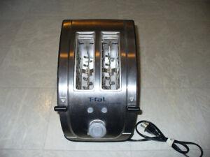 T-fal Avante Deluxe 2-Slice Bagel Toaster