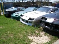 GTA-TRANS AM-IROC-Z28 MUSCLE CAR PARTS