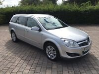 2008 VAUXHALL ASTRA 1.8 i 16v DESIGN ESTATE, FULL SERVICE HISTORY, TOP SPEC