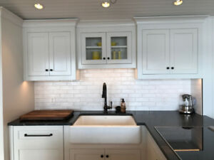 Custom Plywood Cabinets - No Particleboard!
