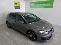 GREY VOLKSWAGEN GOLF 2.0 GTD DSG AUTO ***FROM £290 PER MONTH***