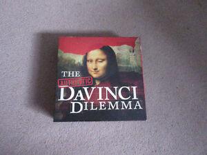 The Authentic Da Vinci Dilemma