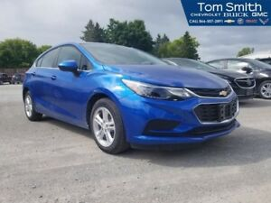 2018 Chevrolet Cruze LT  - SiriusXM - Heated Seats