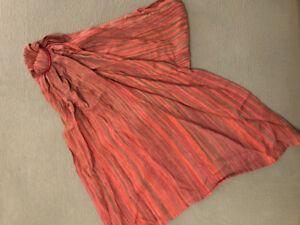 Aquarella Handwovens sling