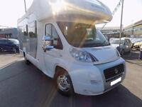 2008 Fiat Ducato Swift Voyager 685FB 3 door Motorhome
