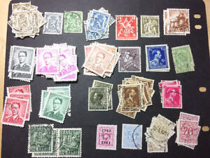 Selling Canada and Worldwide Stamps
