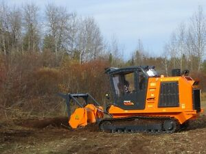PrimeTech self-propelled, tracked mulchers from 160 to 600 HP Edmonton Edmonton Area image 3