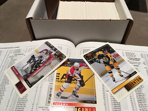 Upper Deck MVP Stanley Cup Edition 1999-2000 set of Hockey Cards
