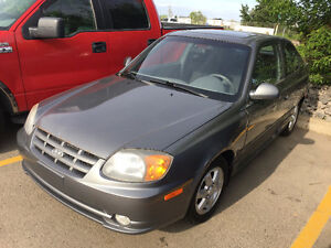 2005 Hyundai Accent GSi Coupe (2 door)