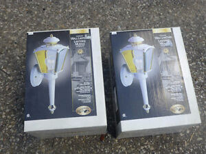 Wall Lantern New in Box $20 each or both for $35