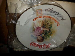 Extremely rare Kelloggs cereal 50th anniversary  plate