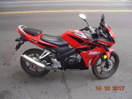 2008 HONDA CBR125R (LAMS)