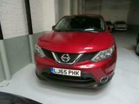 Left Hand Drive Nissan Qashqai AUTO, 1 Owner 1.6 DCi ACENTA X-TRONIC, 25K Mls