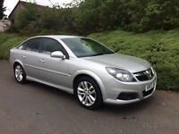 2007 VAUXHALL VECTRA 1.8 SRI, 1 YEAR MOT, WARRANTY