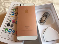 iPhone 5s 16gb rose gold (unlocked) any network