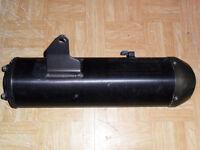 Kawasaki mufflers
