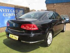2014 Volkswagen Passat 1.6 TDI BlueMotion Tech Executive (s/s) 4dr