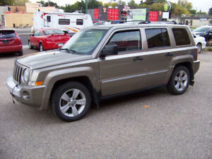 2008 Jeep Patriot!