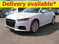 2017 Audi TT 1.8 TFSi S/Line (132KW, 180PS) S-tronic DAMAGED ON DELIVERY