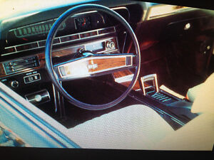 LOOKING FOR CONSOLE FOR A 69 CHEV IMPALA