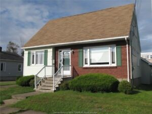 Refinished 3 bedroom home , DOWNTOWN MONCTON .