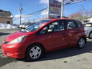 2009 Honda Fit DX