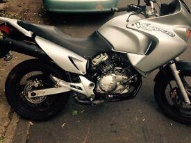 Honda varadero motorbike 125