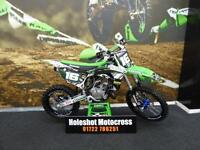 Kawasaki KX 85 Motocross Bike Genuine UK bike Kawasaki Dealers