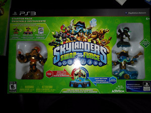 Skylanders SWAP FORCE PS3 Version