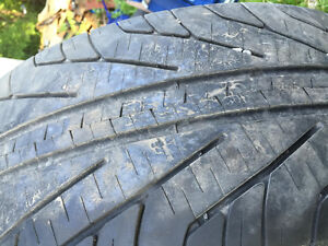 Michelin Hydroedge Tires