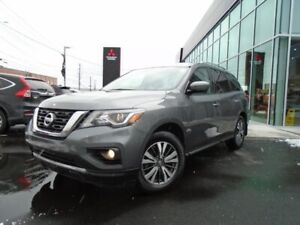 2017 Nissan Pathfinder SL LEATHER 7 PASSENGER 6000 LBS TOWING