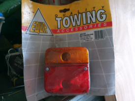 New towing trailer light