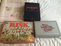 3 Brilliant board games.