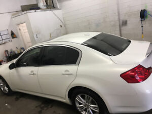 2010 infiniti g37x for sell