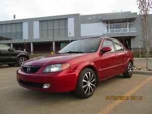 2002 Mazda Protege SE